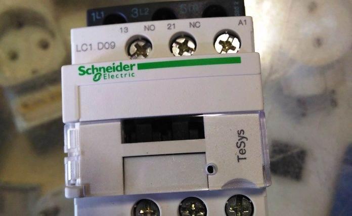 Magnetic Contactor Breaker Schneider Mitsubishi Bandar Lampung